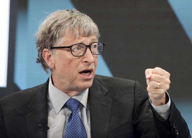 Bill Gates du bao ve dai dich Covid-19 anh 1