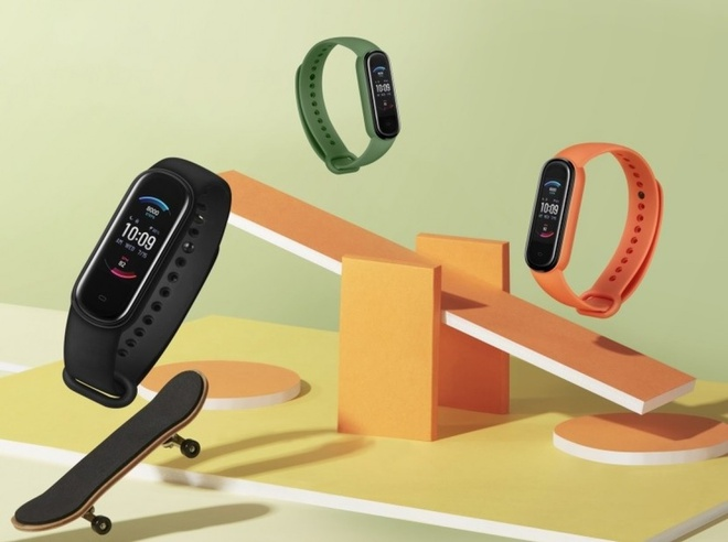 Vong deo Amazfit ho tro do oxy trong mau gia 45 USD anh 1