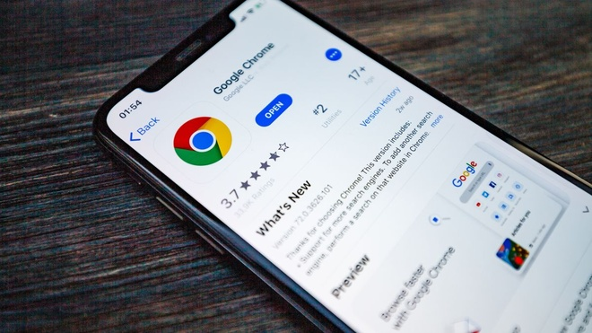 Google co the phai ban trinh duyet Chrome anh 1