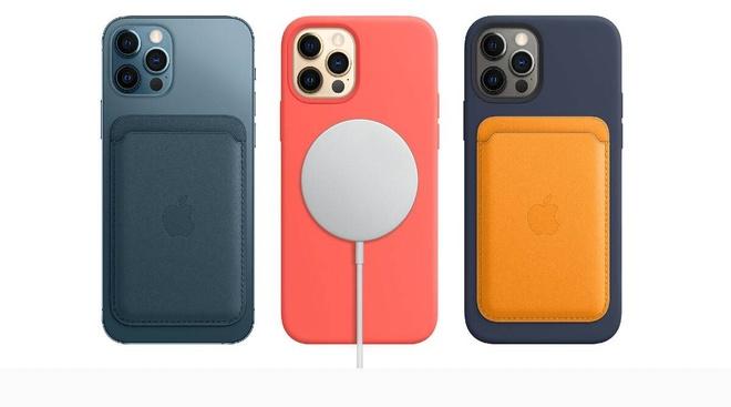 iPhone 12 la bang chung cho thay Apple sap bo cong Lightning anh 2