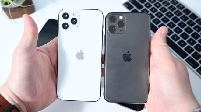 Khong chi bo sac, Apple con bop hieu nang iPhone 12 hinh anh
