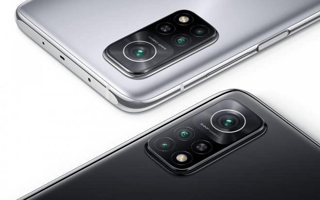 Xiaomi ra mat Redmi K30S man hinh 144 Hz anh 2