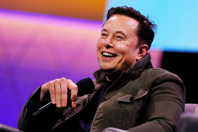 Elon Musk tro thanh nguoi giau thu 2 the gioi anh 1