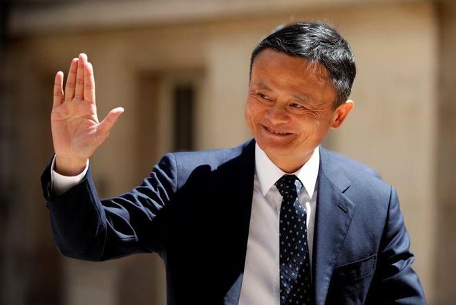 Jack Ma tro lai anh 2
