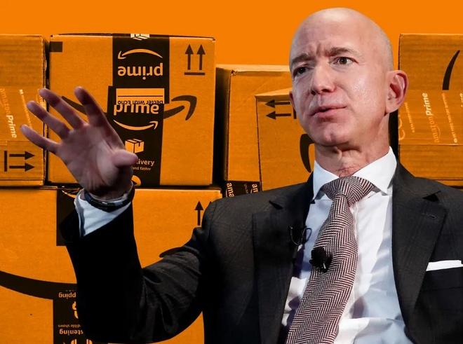 Jeff Bezos tu chuc anh 1