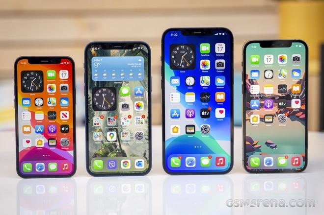Mẫu iPhone bán chạy nhất thế giới