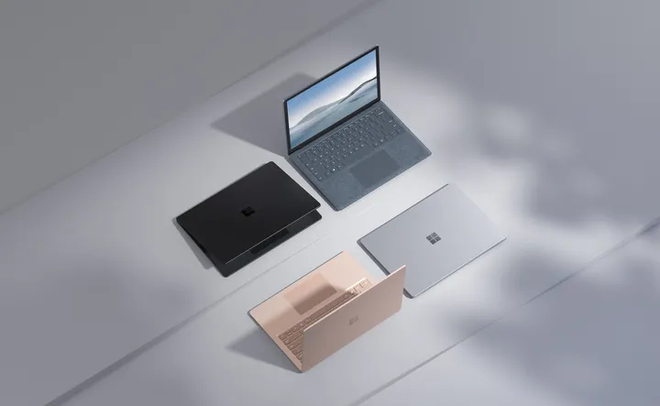 Microsoft ra mat Surface Laptop 4 anh 6