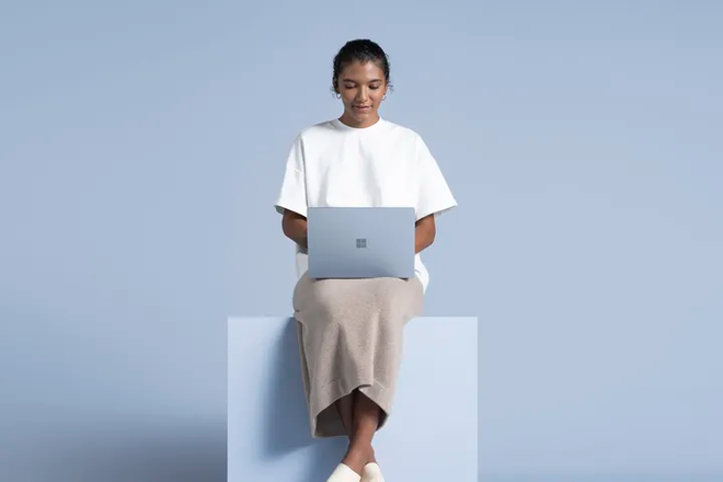 Microsoft ra mat Surface Laptop 4 anh 7
