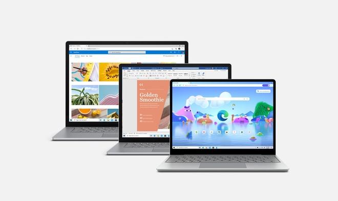 Microsoft ra mat Surface Laptop 4 anh 9