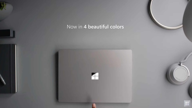 Microsoft ra mat Surface Laptop 4 anh 10