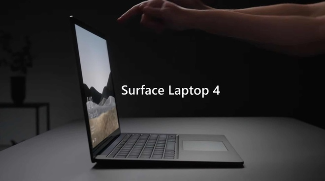 Microsoft ra mat Surface Laptop 4 anh 2