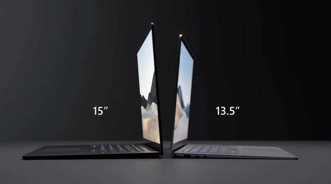Microsoft ra mat Surface Laptop 4 anh 1