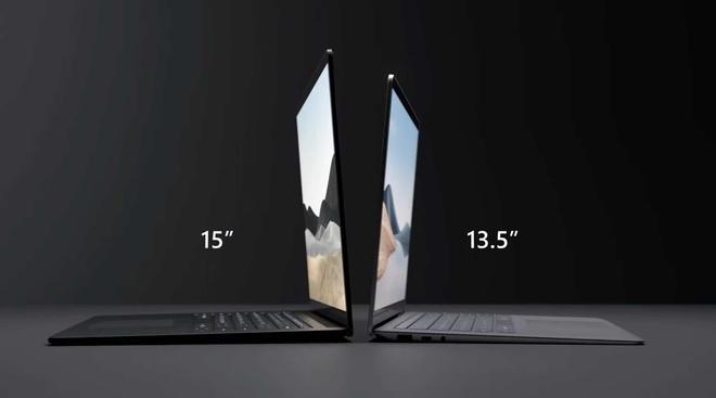 Microsoft ra mat Surface Laptop 4 anh 1