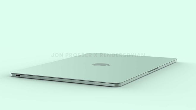 Apple sap ra mat MacBook Air 2021 anh 2