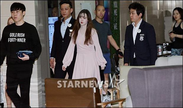 Goo hye sun co lan da trang hon phan anh 2