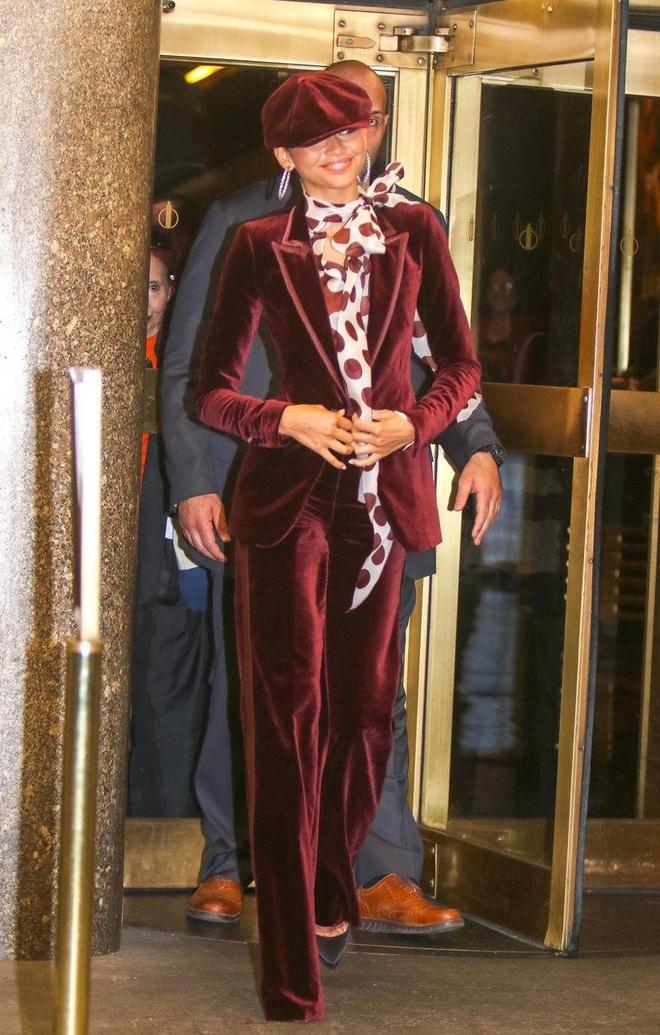 Zendaya mac dep nhat New York Fashion Week anh 2