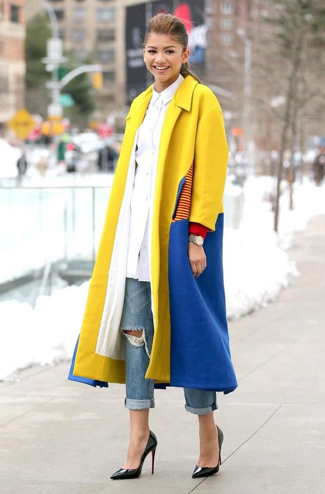 Zendaya mac dep nhat New York Fashion Week anh 3