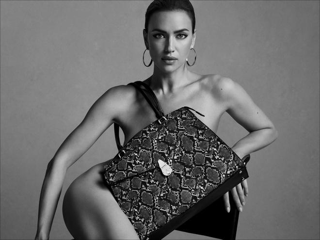 Irina Shayk khoa than khi chup anh mau cho Calvin Klein hinh anh 2