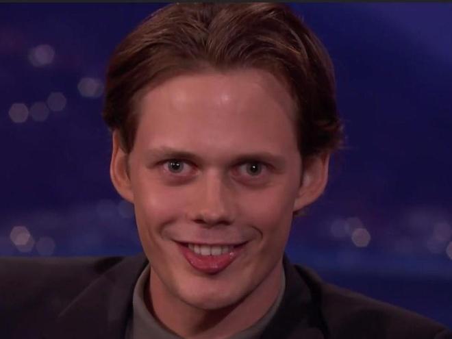 Gã hề tái hiện nụ cười ma quái trên sóng truyền hình