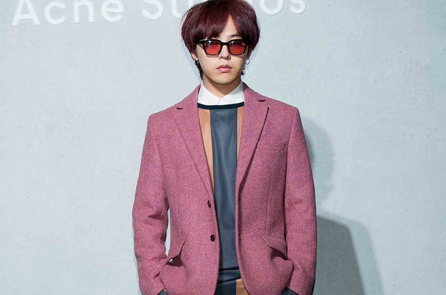 G-Dragon va nhung lan chung minh dang cap thoi trang khi dien suit hinh anh 7