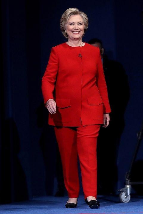 Phong cach thoi trang cua ba Hillary Clinton anh 6
