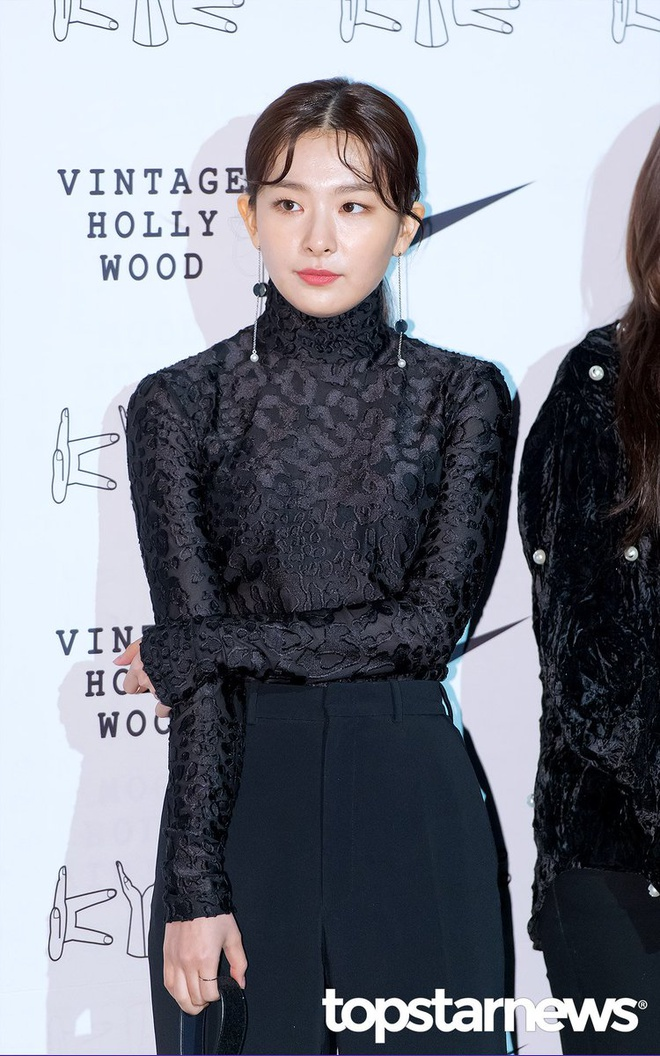 My nhan Red Velvet luon biet cach phoi do dep khi du su kien hinh anh 5