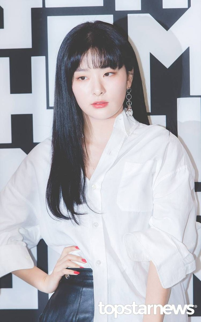 My nhan Red Velvet luon biet cach phoi do dep khi du su kien hinh anh 14
