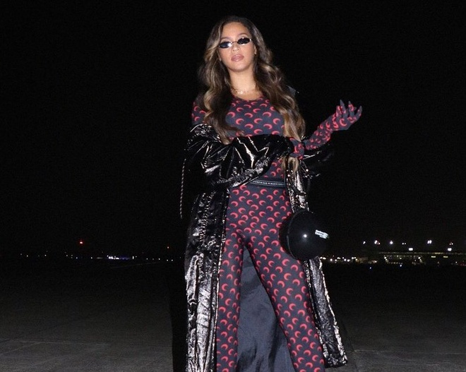 Beyonce thich khoe hang hieu dat tien truoc cong chung hinh anh 10
