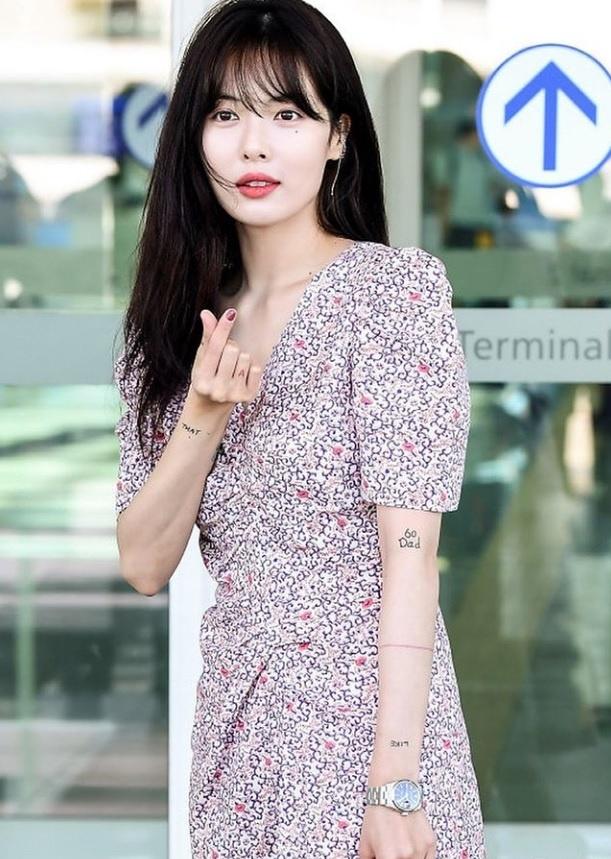 Khong phai do ho hang, HyunA ngoai doi thich mac vay ao hoa nu tinh hinh anh 10