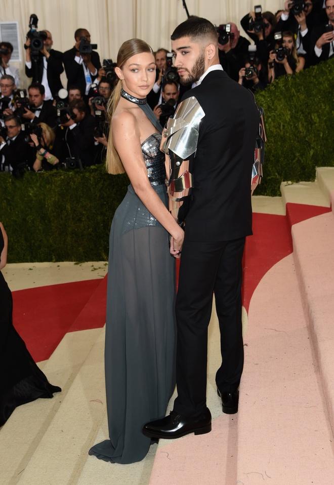 Gigi Hadid va Zayn luon mac dep, chat ngau khi xuat hien ben nhau hinh anh 4 Popsugar.jpg