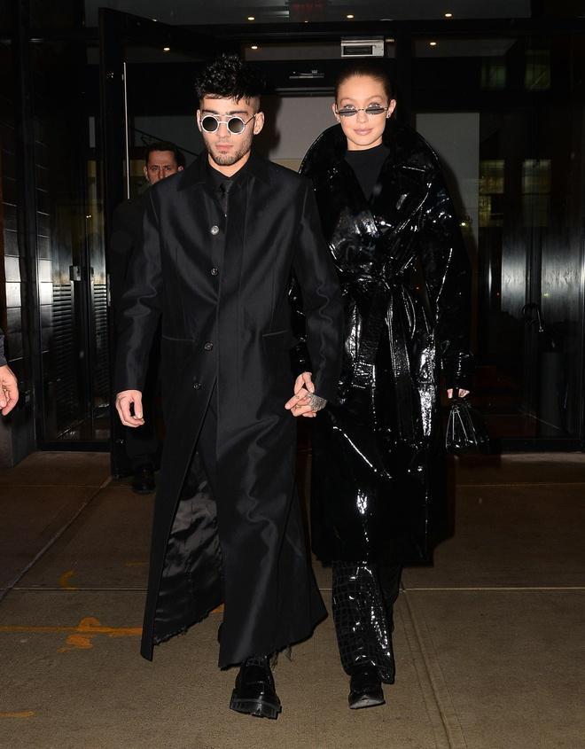 Gigi Hadid va Zayn luon mac dep, chat ngau khi xuat hien ben nhau hinh anh 8 Standard.jpg