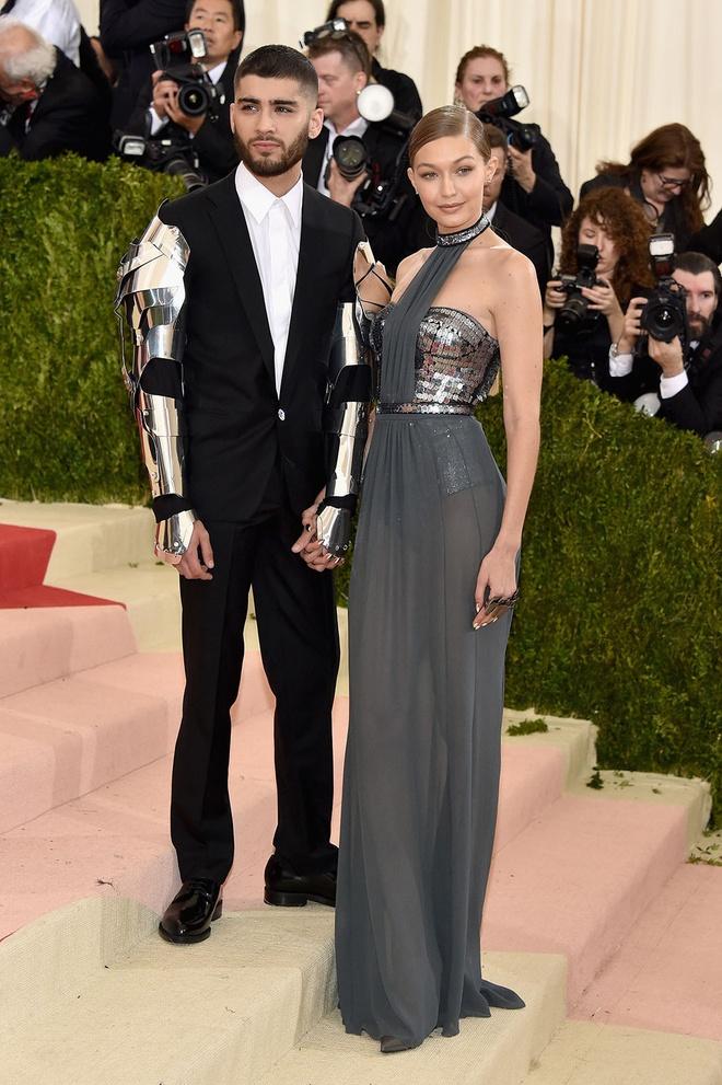 Gigi Hadid va Zayn luon mac dep, chat ngau khi xuat hien ben nhau hinh anh 3 The_Hollywood_Reporter.jpg