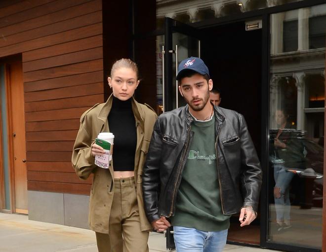 Gigi Hadid va Zayn luon mac dep, chat ngau khi xuat hien ben nhau hinh anh 12 glamour_4.jpg