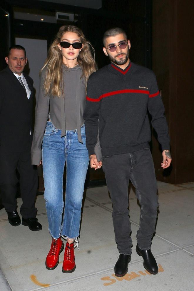 Gigi Hadid va Zayn luon mac dep, chat ngau khi xuat hien ben nhau hinh anh 11 vogue_2.jpg