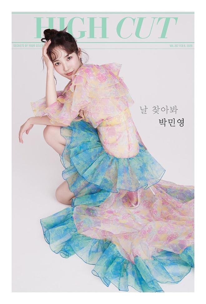Park Min Young mac vay dung hang voi Rose, Nancy hinh anh 1 channels.jpg