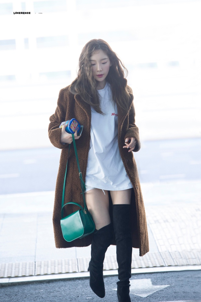 Taeyeon khoe eo thon anh 5