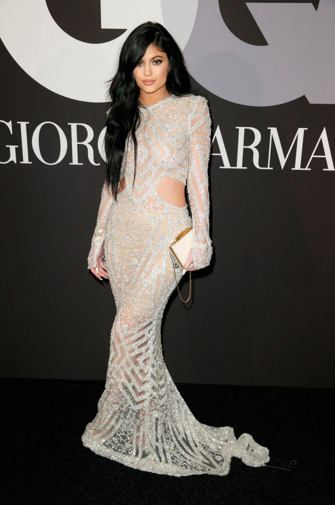 thoi trang Kylie Jenner anh 1