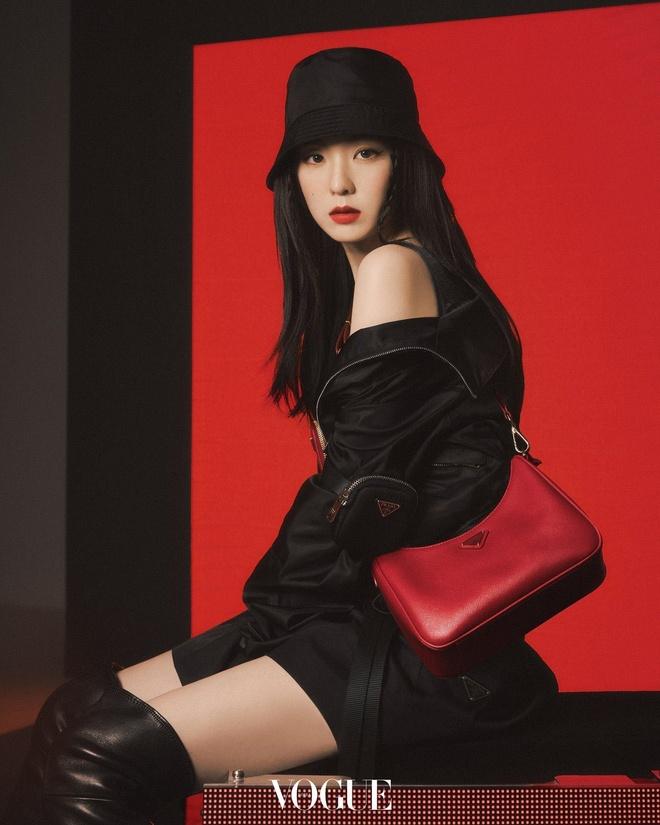 Irene lam dai su Prada anh 6