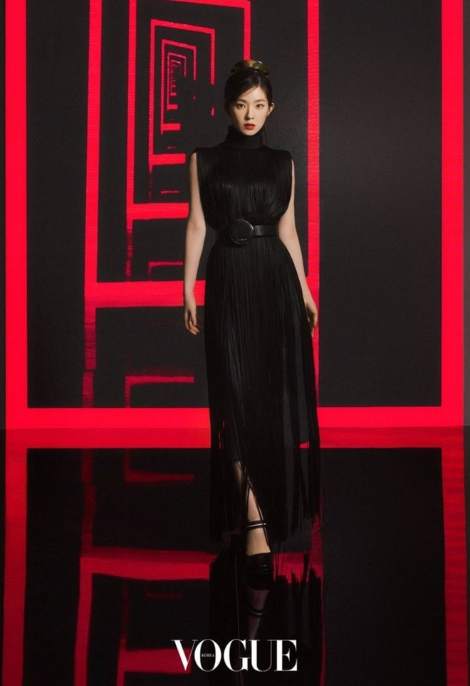 Irene lam dai su Prada anh 5