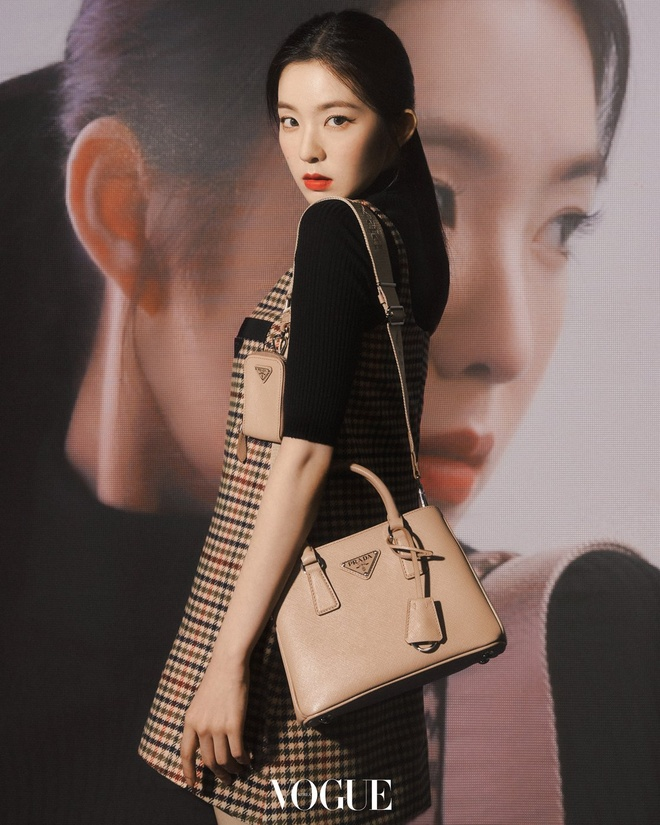 Irene lam dai su Prada anh 4