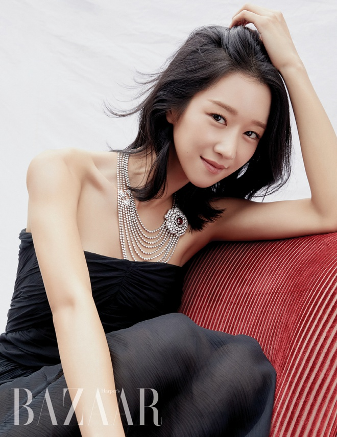 Seo Ye Ji len tap chi anh 2