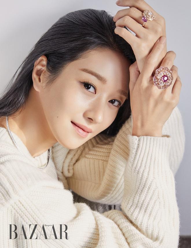Seo Ye Ji len tap chi anh 1