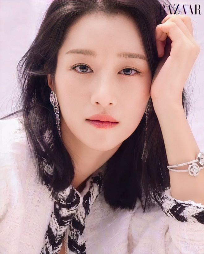 Seo Ye Ji len tap chi anh 4