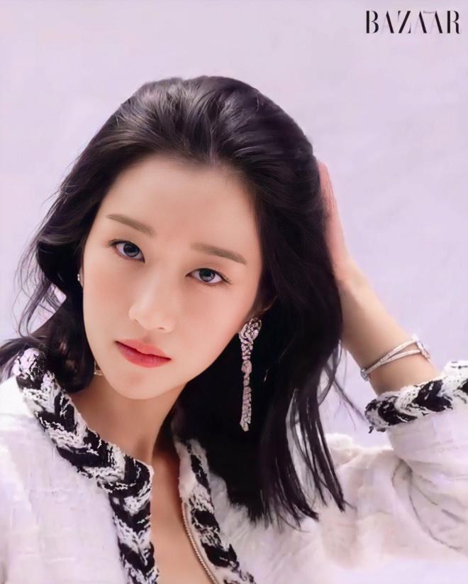 Seo Ye Ji len tap chi anh 5