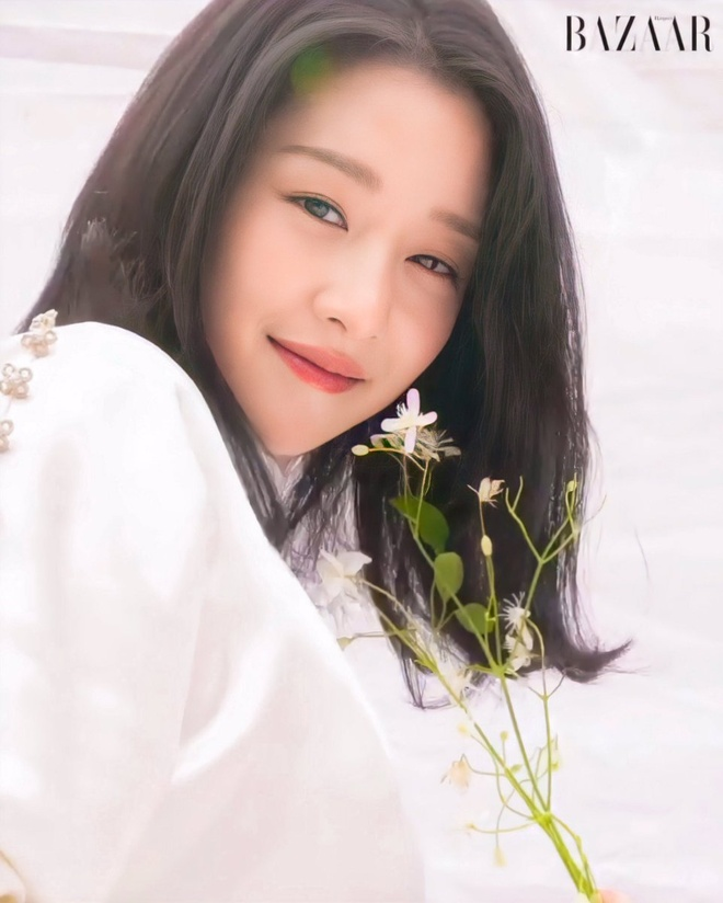 Seo Ye Ji len tap chi anh 6