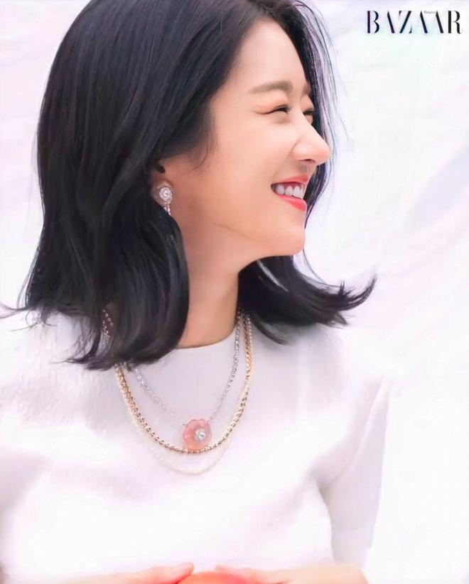 Seo Ye Ji len tap chi anh 7