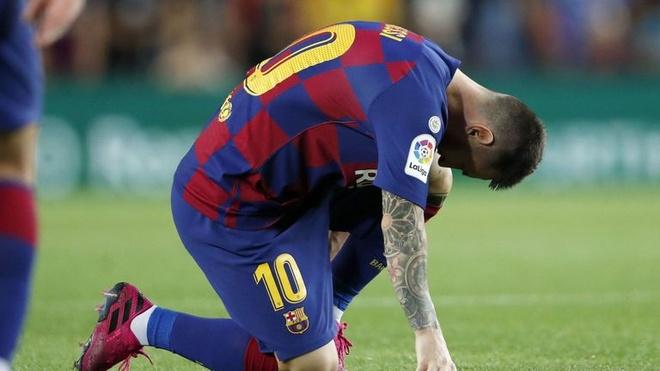 Rivaldo khuyen Barca khong nen ep Messi som tro lai hinh anh 1
