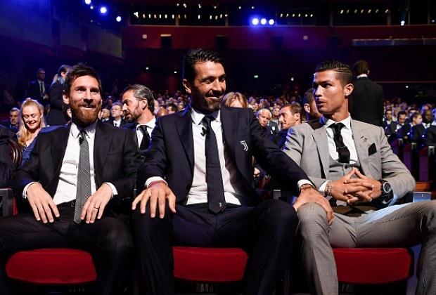 Ronaldo va Messi duoc so sanh voi 2 huyen thoai tennis hinh anh 1