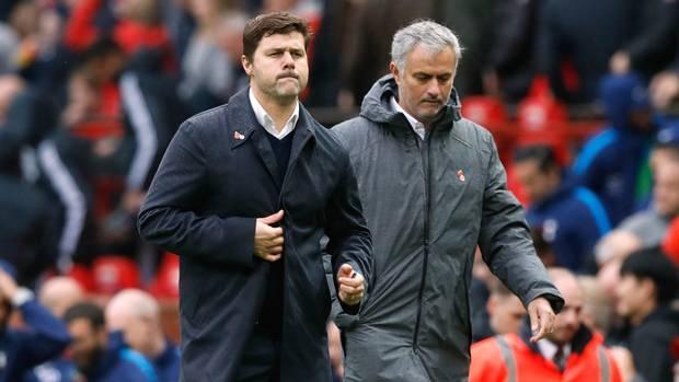 Sau Chelsea va MU, Mourinho co the dan dat Tottenham hinh anh 1