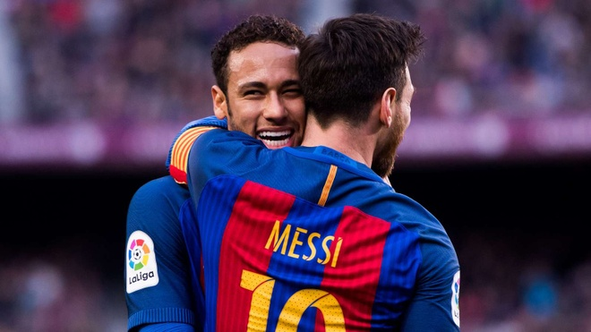 Messi: 'Mot so thanh vien Barca khong muon Neymar quay lai' hinh anh 1